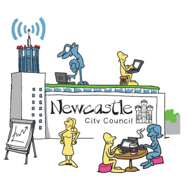 Newcastle City Council's Digital Vision
